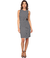 MICHAEL Michael Kors - Loflin Logo Sleeveless Dress