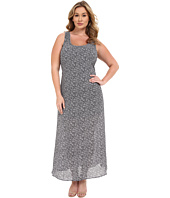 MICHAEL Michael Kors - Plus Size Liona Pleated Maxi