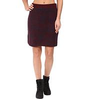 Woolrich - Patchwork Sweater Skirt