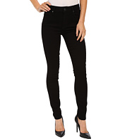 Parker Smith - Bombshell High Rise Skinny Jeans in Noir