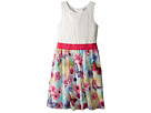 Lace Tank Dress w/ Princess Bodice & Full Skirt (Big Kids)