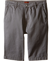 7 For All Mankind Kids - Four-Pocket Classic Twill Shorts (Big Kids)