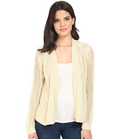 Brigitte Bailey - Fringe Back Open Cardigan