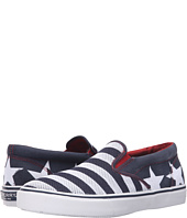 Sperry - Striper Slip-On Stars & Stripes