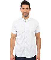 Ted Baker - Manoman Short Sleeve Floral Print Shirt