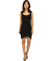 rsvp - Eleanor Mock Wrap Lace Dress