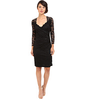 rsvp - Short Margaux Lace 3/4 Sleeve Dress