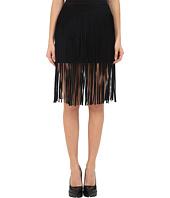 McQ - Fringe Mini Skirt