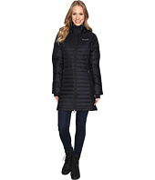 Columbia - Powder Pillow Hybrid Long Jacket