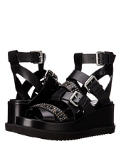 McQ - Roman Lace Wedge