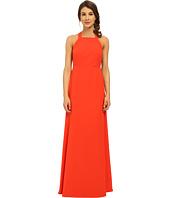 JILL JILL STUART - Sleeveless T-Back Fine Sponge Twill Gown