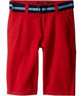 Tommy Hilfiger Kids - Chester Twill Shorts (Big Kids)