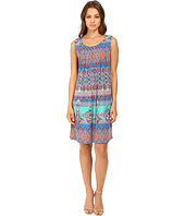 Christin Michaels - Kayla Pintuck Dress