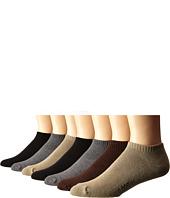 Ecco Socks - Cotton/Cushion No Show Socks - 7 pack