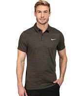Nike Golf - Momentum Fly Dri Fit Wool Stripe Polo - Light