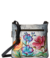 Anuschka Handbags - 550 Expandable Travel Crossbody