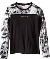 Spyder Kids - Havoc Long Sleeve Tech Tee (Little Kids/Big Kids)