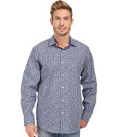 BUGATCHI - Kaleidoscope Classic Fit Long Sleeve Woven Shirt