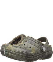 Crocs Kids - Classic Lined Clog Realtree Xtra (Toddler/Little Kid)