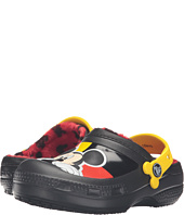 Crocs Kids - CC Mickey Lined Clog (Toddler/Little Kid)