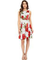 Jessica Simpson - Printed Bow Back Dress