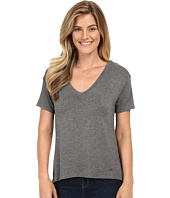 Stetson - Rayon Knit V-Neck Short Sleeve T-Shirt
