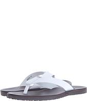 Massimo Matteo - Leather Thong Sandal