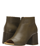 MM6 Maison Margiela - Deconstructed Open Toe Bootie