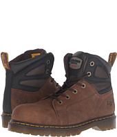 Dr. Martens - Fairleigh Steel Toe 6-Eye Boot