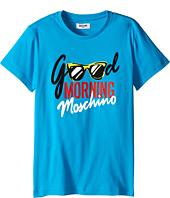 Moschino Kids - Good Morning T-Shirt (Big Kids)