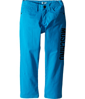 Moschino Kids - Pants w/ Side Logo (Infant/Toddler)