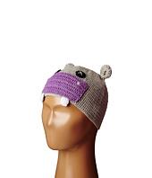 San Diego Hat Company Kids - Cotton Crochet Hippo Beanie (Toddler/Little Kids)