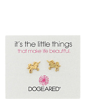 Dogeared - Little Things Unicorn Stud Earrings