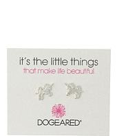 Dogeared - Little Things Unicorn Stud Earrings