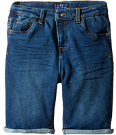Lucky Brand Kids - Indigo Knit Shorts (Big Kids)