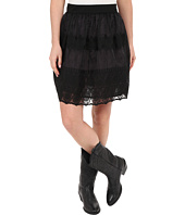 Stetson - Black Organza Skirt
