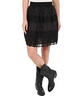 Stetson - Black Organza Skirt
