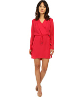 Adelyn Rae - Drawstring Waist Shirtdress