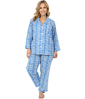BedHead - Classic Notch Collar PJ Plus Size