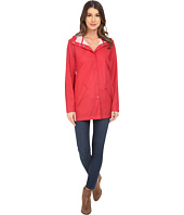 Cole Haan - Water Repellent Hooded Parka Raincoat