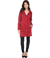 Cole Haan - Double Faced Contrast Color Packable Jacket