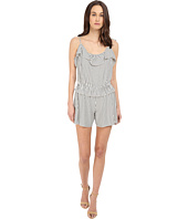 See by Chloe - Striped Jersey Romper