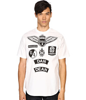 DSQUARED2 - Military Patch Popeline T-Shirt