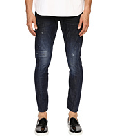 DSQUARED2 - Five-Pocket Sexy Twist Jeans in Blue