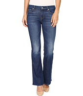 7 For All Mankind - Tailorless A Pocket with Tonal A in Castle Rhodes