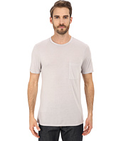 Michael Stars - Short Sleeve Bamboo Crew Neck Pocket Tee
