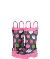 Hatley Kids - Nordic Apple Rain Boots (Toddler/Little Kid)