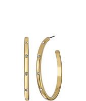 Kate Spade New York - Infinity & Beyond Hoops Earrings