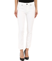 Parker Smith - Courtney Cuffed Crop Jeans in Eternal White