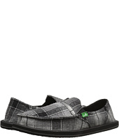 Sanuk - Pick Pocket Plaid